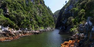 Tsitsikamma Nationalpark - Fluss