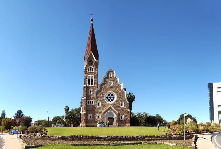 Windhoek – Tag 1 – 3